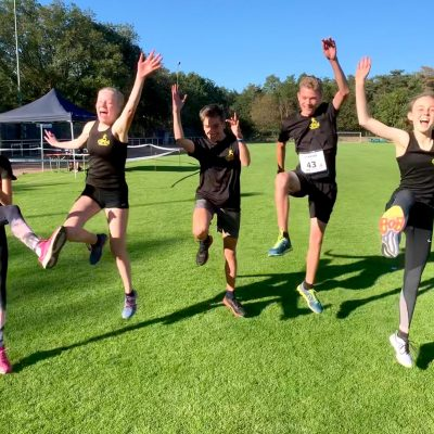 Kom mee rennen bij jeugdteam Cifla!