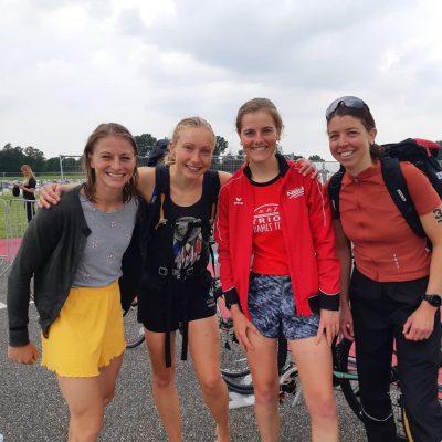 Cifla (tri)atleten in actie