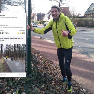 De 100 km van Michiel