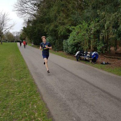 5 km testloop Cifla-jeugd