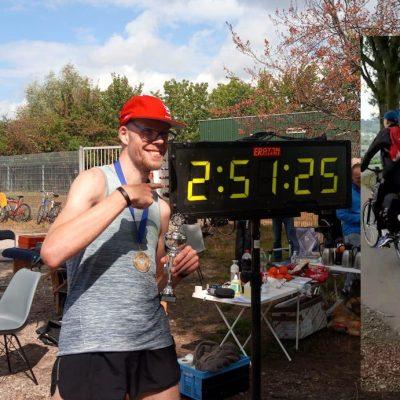 Hoofd BartAlbers Marathon