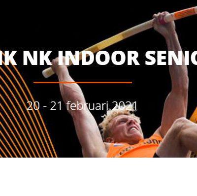 NK indoor senioren 2021 met Cifla!
